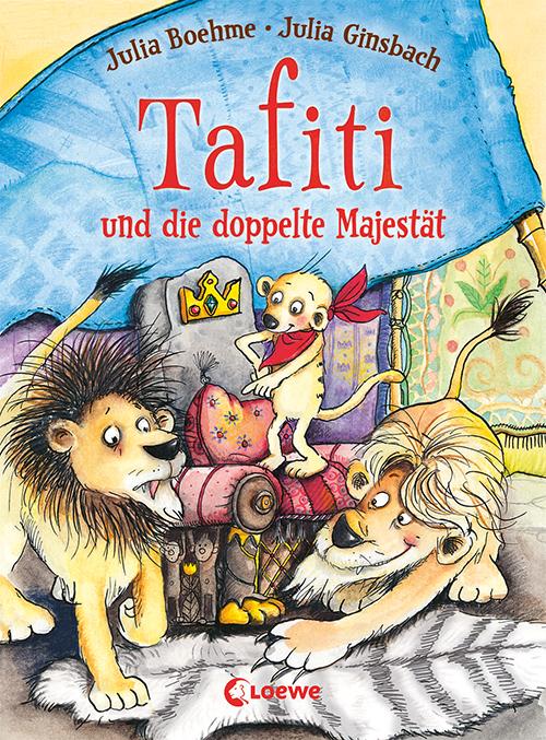 Cover vom Buch 'Tafiti und seine Freunde'