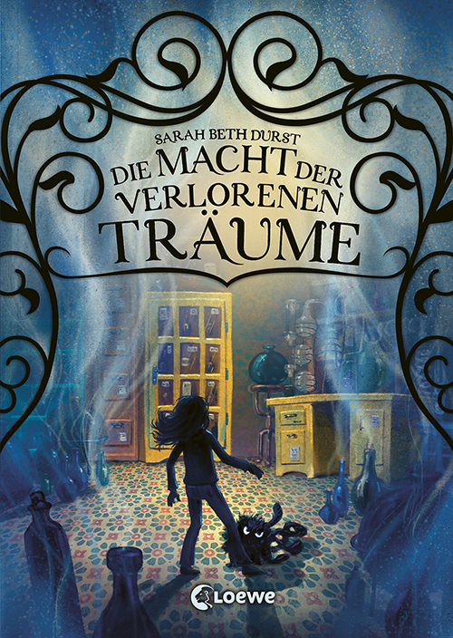 Cover vom Buch 'Fang die Traumwesen!'