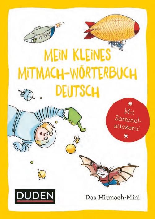 Cover vom Buch 'Der Mega-Mini-Mitmachspaß'