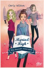 Cover vom Buch'Myriad High'