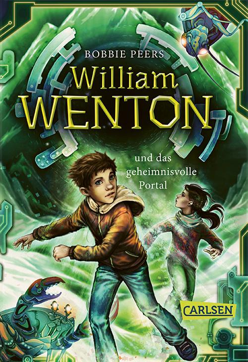 Cover vom Buch'William Wenton'