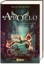 Cover vom Buch'Die Abenteuer des Apollo'