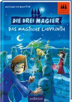 Cover vom Buch'Die drei Magier'