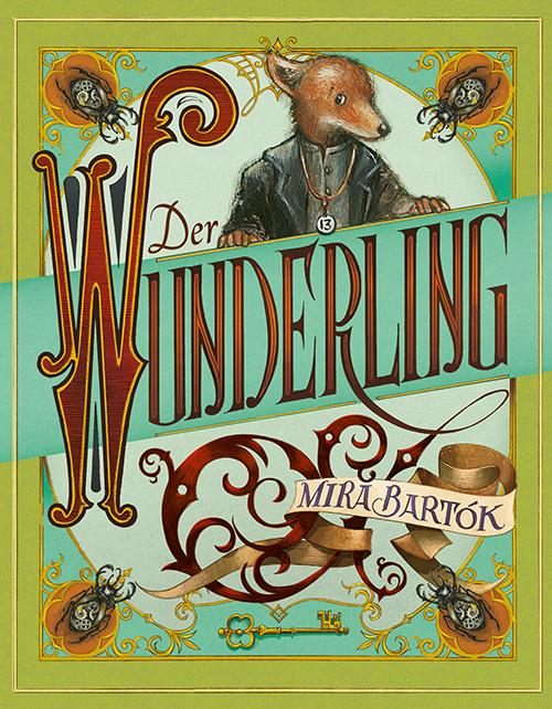 Cover vom Buch'Der Wunderling'