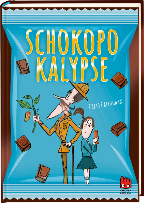 Cover vom Buch 'Schokopokalypse'