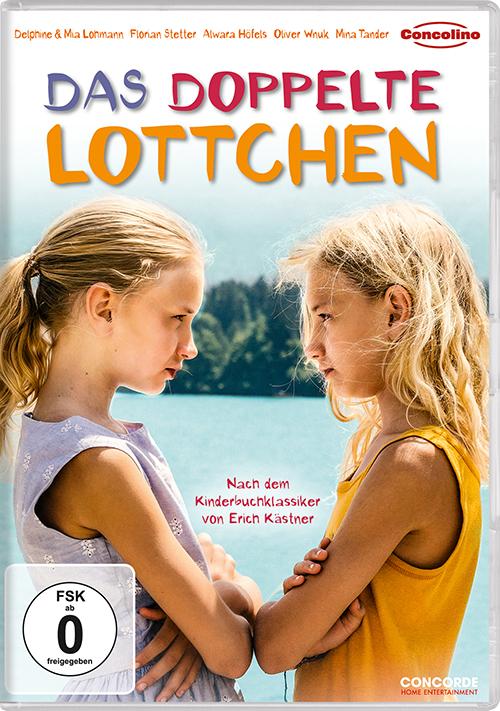 Cover vom Buch 'Wer bin ich: Lotte oder Luise?'