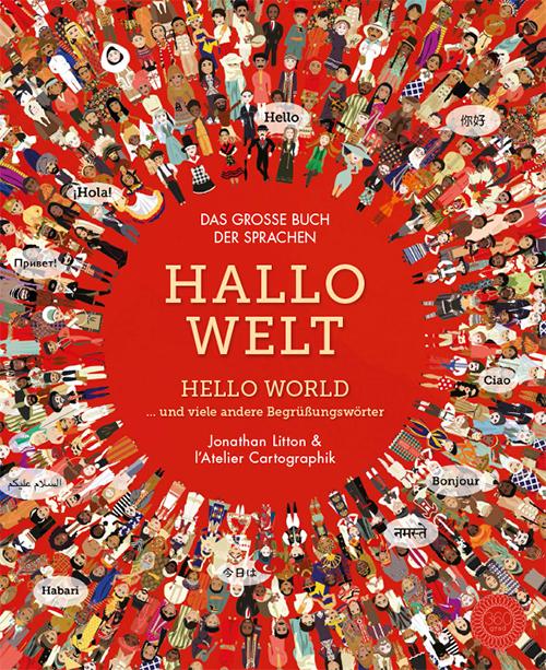 Cover vom Buch 'Hallo Welt'