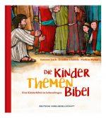 Cover vom Buch'Die Kinder-Themen-Bibel'