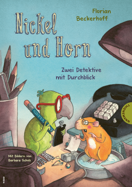 Cover vom Buch 'Nickel & Horn'