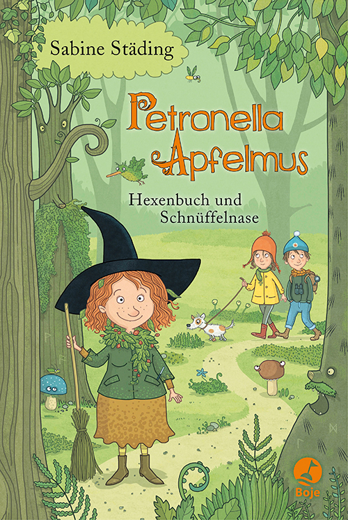 Cover vom Buch'Petronella Apfelmus'