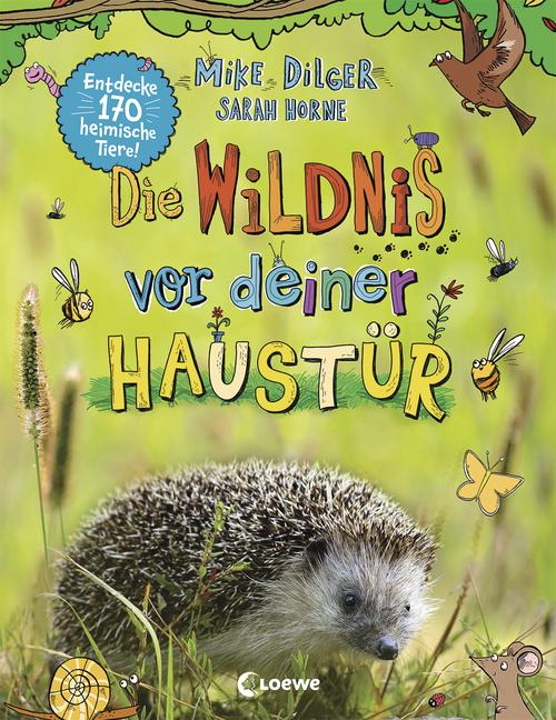 Cover vom Buch 'Die Wildnis vor deiner Haustür'