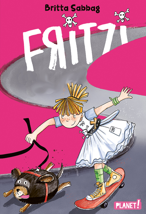 Cover vom Buch'Fritzi Klitschmüller'