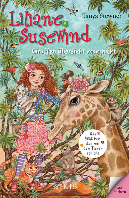 Cover vom Buch'10 Jahre Lilli!'