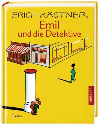 Cover Emil und die Detektive