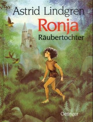 Cover Ronja, Räubertochter