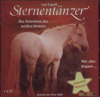 Cover Sternentänzer - Das Geheimnis des weißen Hengstes