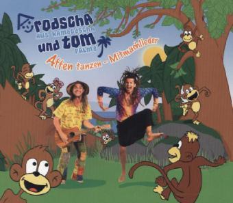 Cover Affen Tanzen - Mitmachlieder