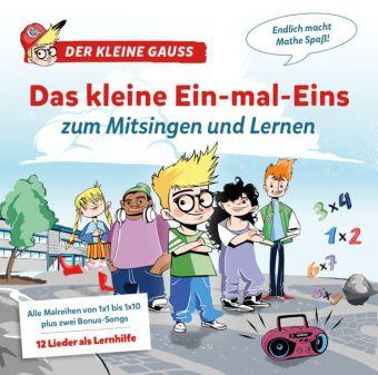 Cover Das kleine Ein-mal-Eins zum Mitsingen und Lernen