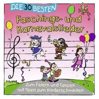 Cover Sommerland: Die 30 besten Faschings- und Karnevalslieder
