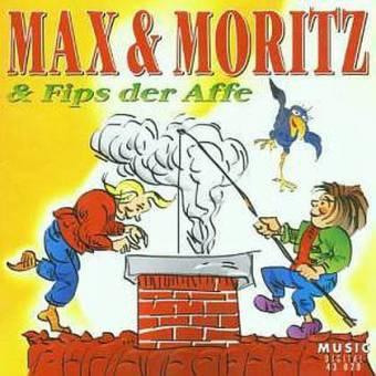 Cover Max & Moritz / Fips der Affe