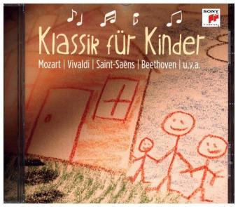 Cover Klassik für Kinder