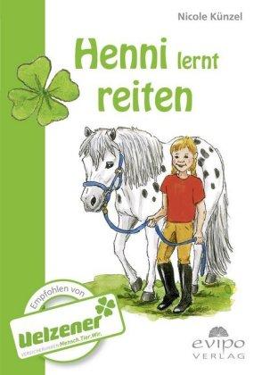 Cover Henni lernt reiten