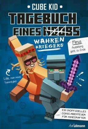 Cover Minecraft: Tagebuch eines wahren Kriegers