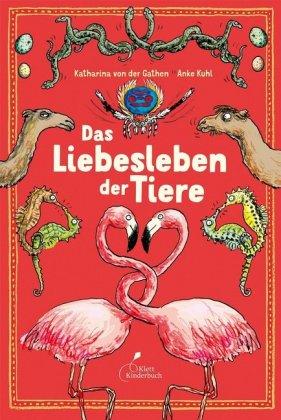 Cover vom Buch 'Sachbuch: Das Liebesleben der Tiere'