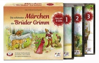 Cover Die schönsten Märchen der Brüder Grimm