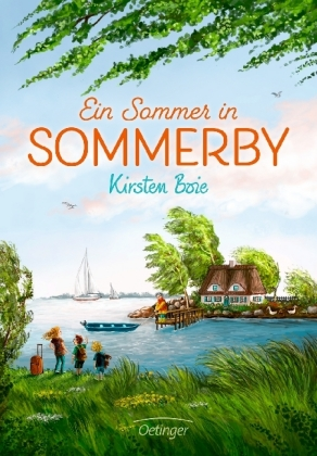 Cover Ein Sommer in Sommerby
