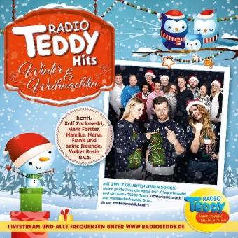 Cover Radio TEDDY Hits Winter & Weihnachten