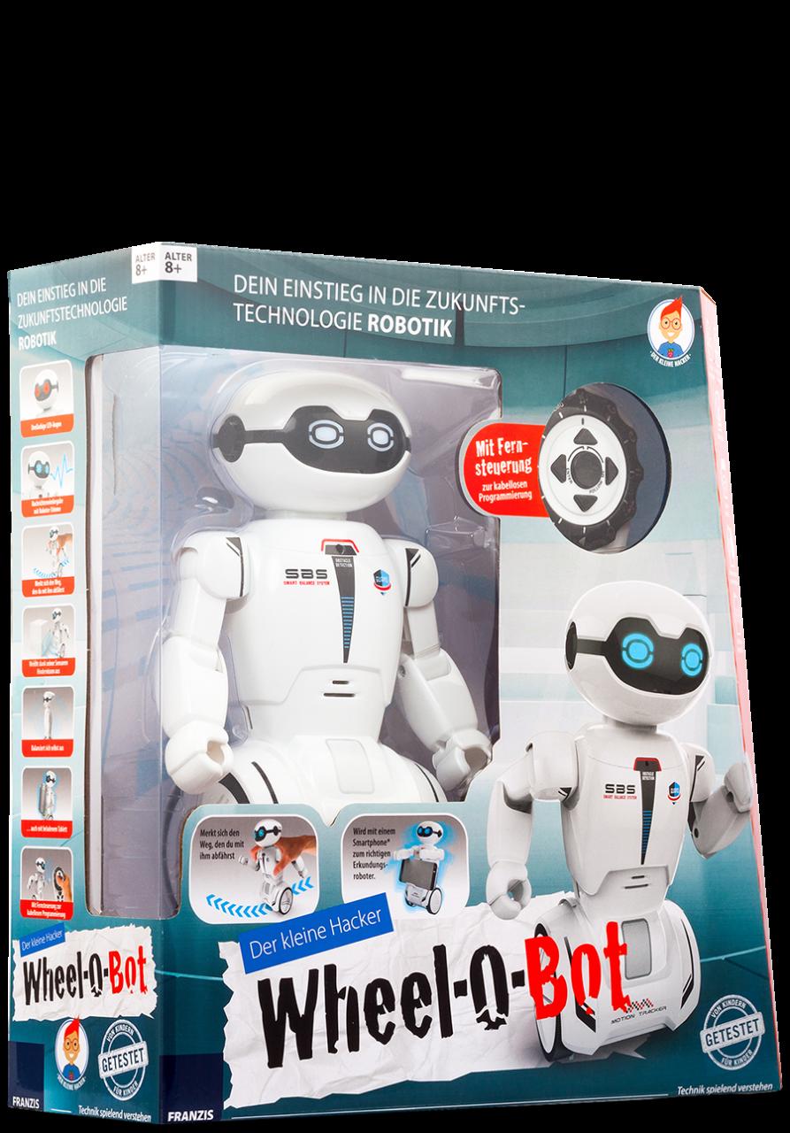 Cover vom Buch 'Roboter für kleine Hacker'