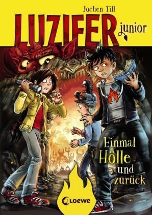Cover Luzifer junior - Einmal Hölle und zurück