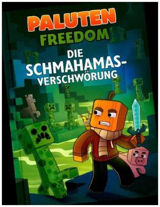 Cover Die Schmahamas-Verschwörung