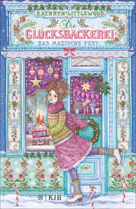 Cover Die Glücksbäckerei - Das magische Fest