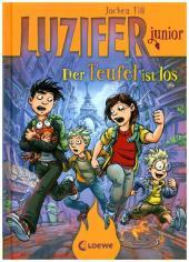 Cover Luzifer junior - Der Teufel ist los