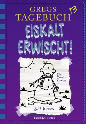 Cover Gregs Tagebuch - Eiskalt erwischt!