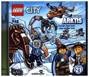 Cover LEGO City - Arktis