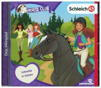 Cover Schleich - Horse Club - Lakeside in Gefahr