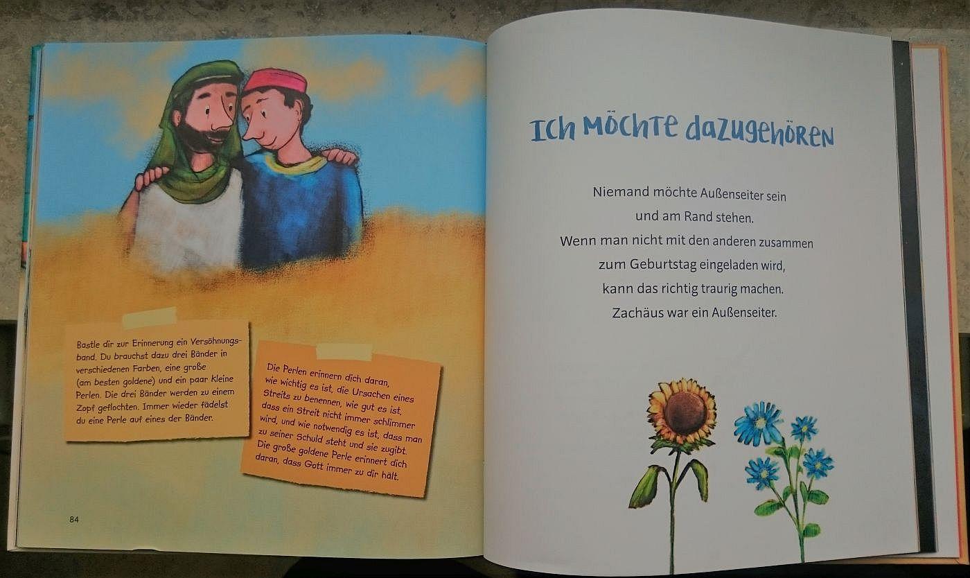 die kinderthemenbibel  heldenstücke