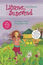 Cover vom Buch'Liliane Susewind und ihr Hund Bonsai'