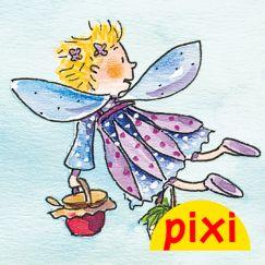 Frühling App Pixi