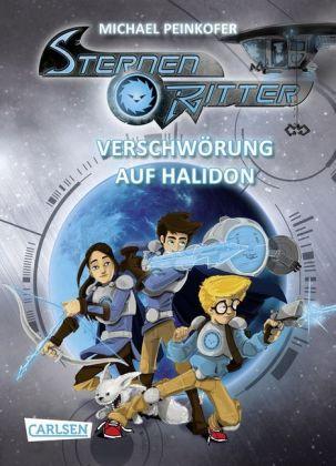 Cover Sternenritter: Verschwörung auf Halidon