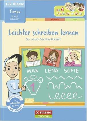 Cover Leichter schreiben lernen: Tempo
