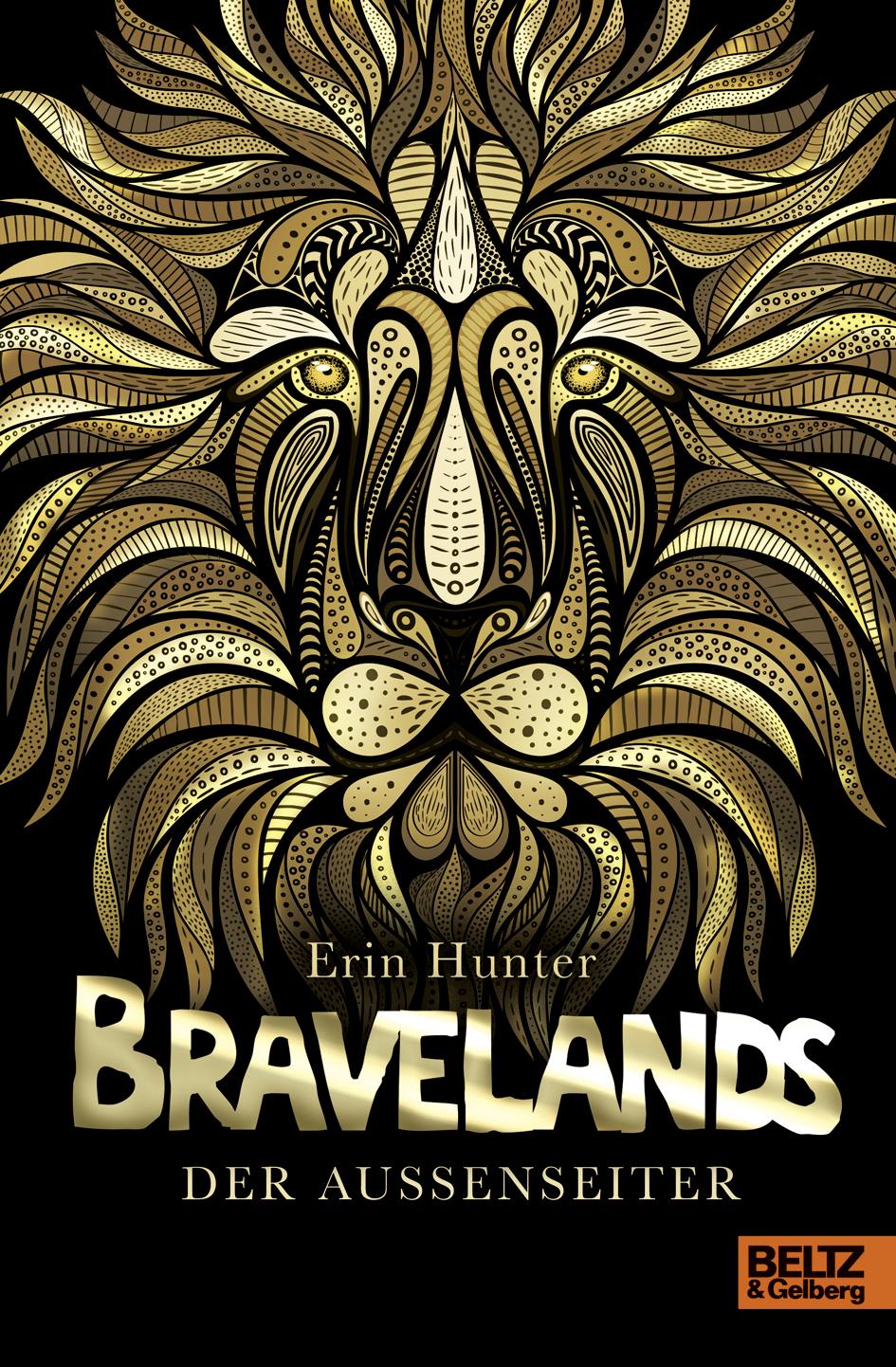 Cover Bravelands - Der Außenseiter