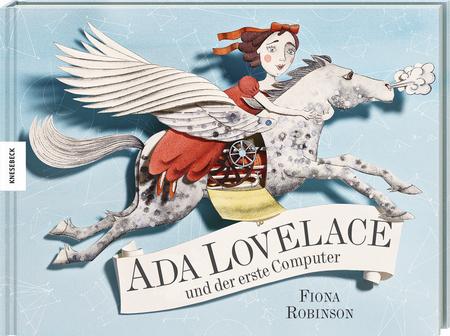 Cover vom Buch 'Ada Lovelace und der erste Computer'