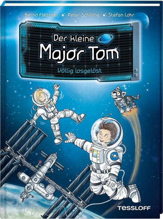 Cover Der kleine Major Tom - Völlig losgelöst