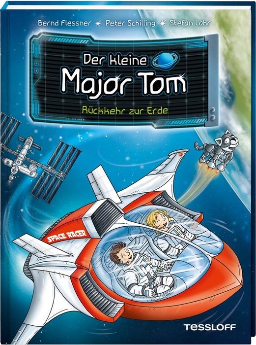 Cover Der kleine Major Tom - Rückkehr zur Erde