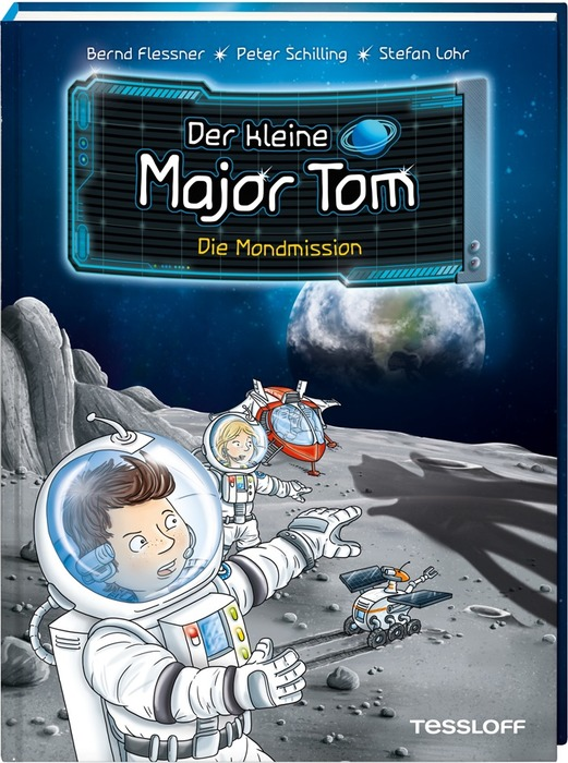 Cover Der kleine Major Tom - Die Mondmission