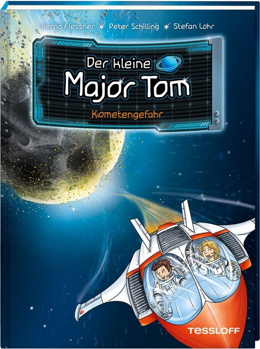 Cover Der kleine Major Tom - Kometengefahr